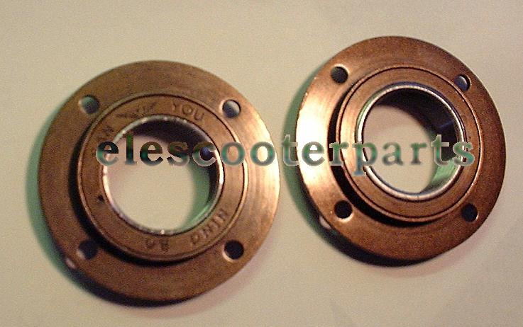 Freewheel replacement for Freewheel sprocket for electric motor